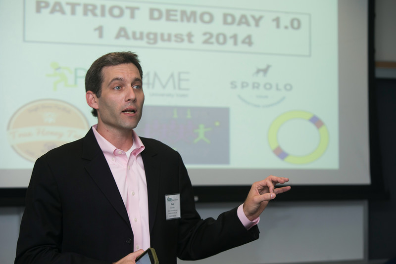 Patriot Demo Day 1.0