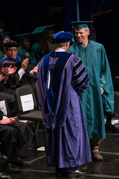 College of Education and Human Development School of Recreation, Health, and Tourism Convocation
