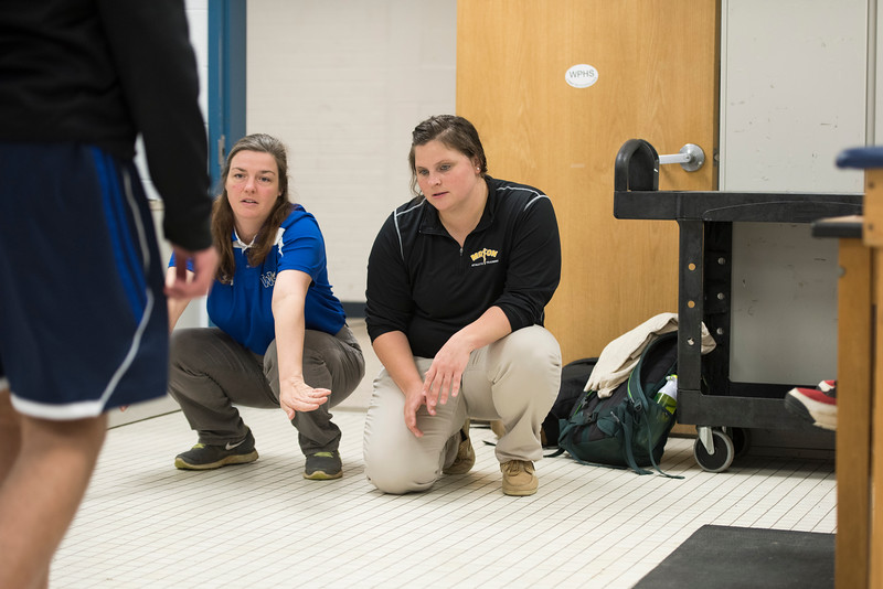 Lauren Marts, Athletic Training Education Program