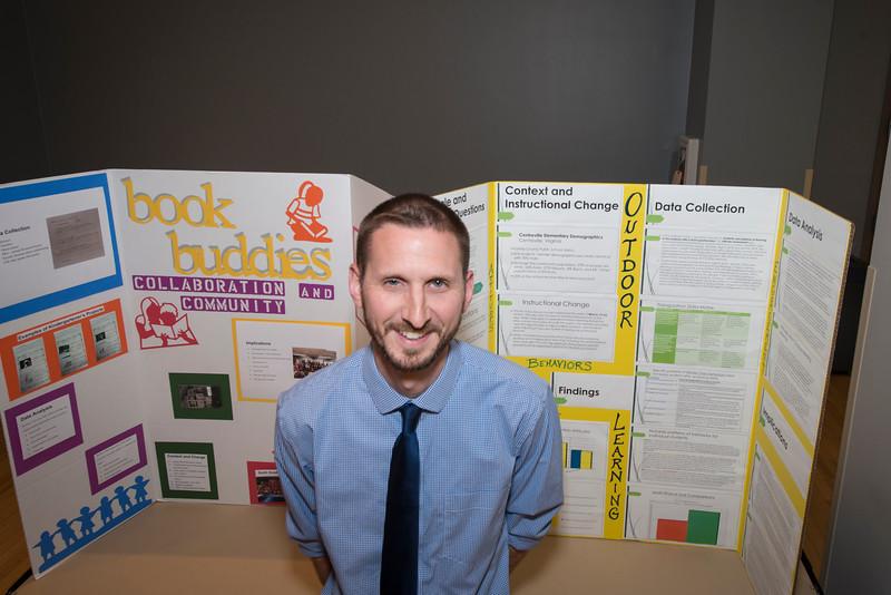 Elementary, Literacy, and Secondary Education Programs Partner Celebration