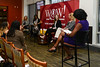 George Mason hosts a panel discussion co-hosted by the Redskins titled Women in Sports Leadership-Challenges and Opportunites.