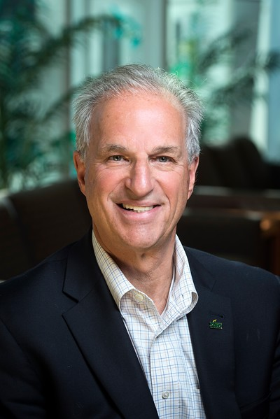 Mark R. Ginsberg, Dean, College of Education and Human Development