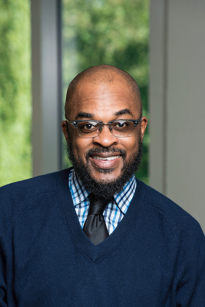 Rodney Hopson, Professor, Education Policy and Evaluation, College of Education and Human Development. Photo by Ron Aira/Creative Services/George Mason University