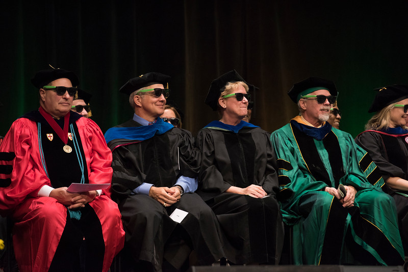 College of Health and Human Services 2015 Convocation
