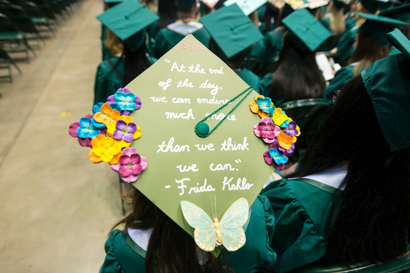 College of Health and Human Services Degree Celebration