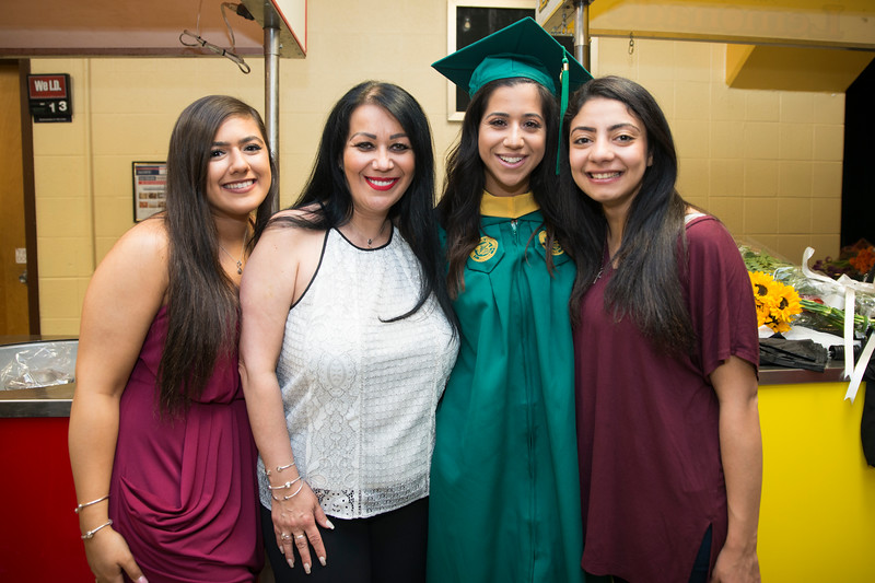 2018 CHHS Degree Celebration