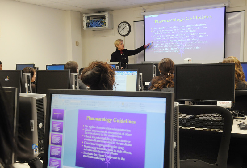 Francine Roberts's Pharmacology class