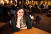 Graduate student Leah Bruch