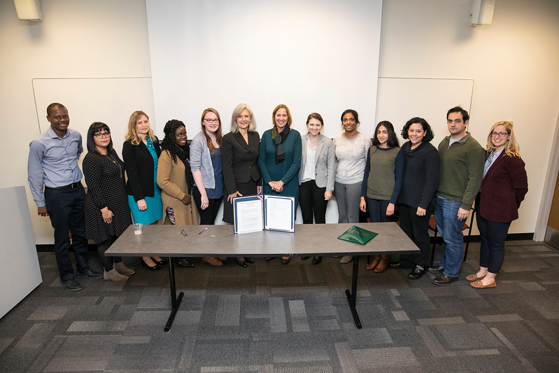 MOU between CHHS & the Veterans Administration