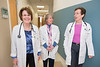 CHHS Nursing faculty work at clinic