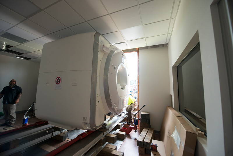 MRI Installation