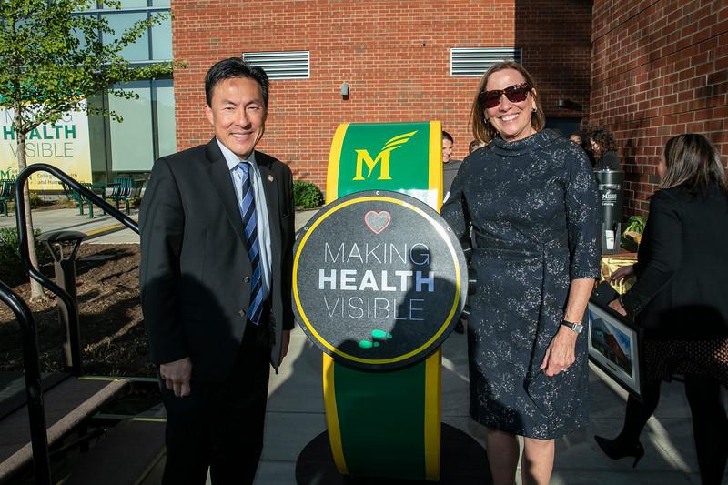 Population Health Center Dedication