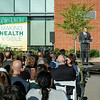 Population Health Center Dedication