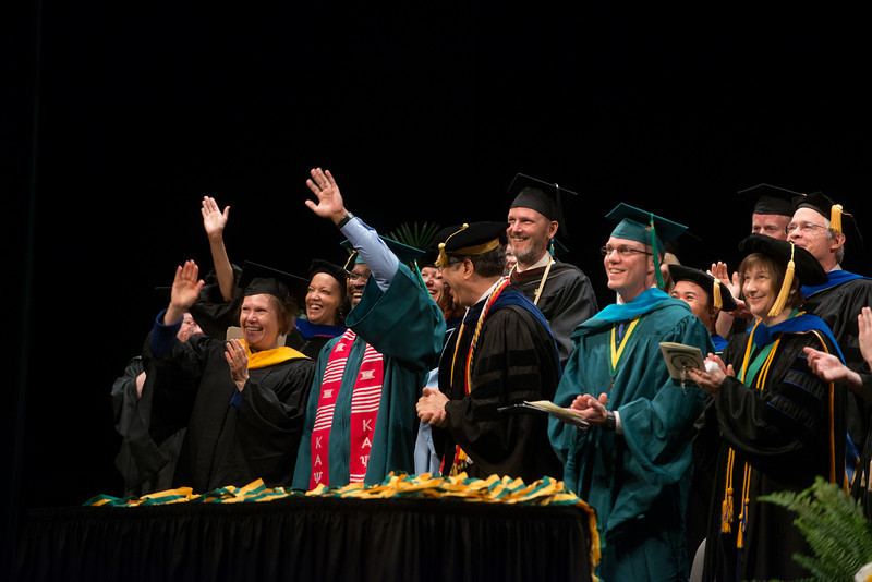 New Century College 2013 Convocation