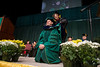 College of Humanities and Social Sciences convocation at the Patriot Center on George Mason University Fairfax campus. Photo by Craig Bisacre/Creative Services/George Mason University