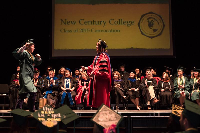 New Century College 2015 Convocation