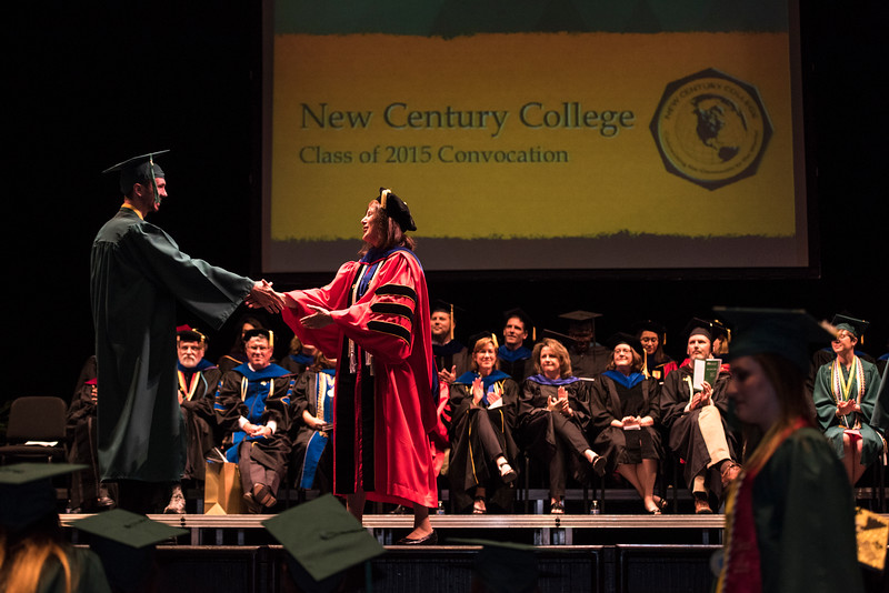 New Century College 2015 Convocation
