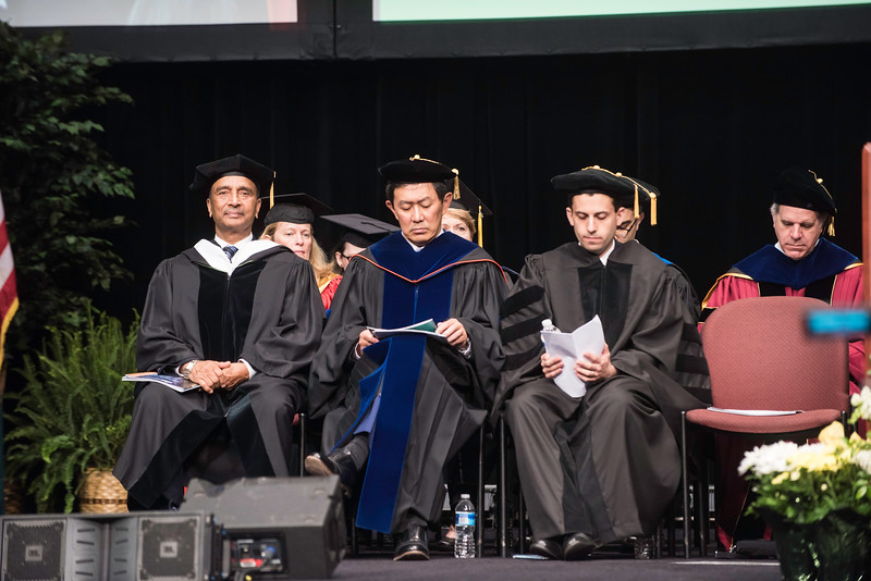 College of Humanities and Social Science Convocation