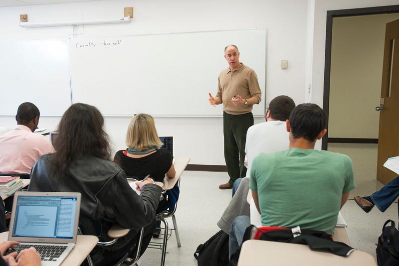 Associate Professor Ted Kinnaman
