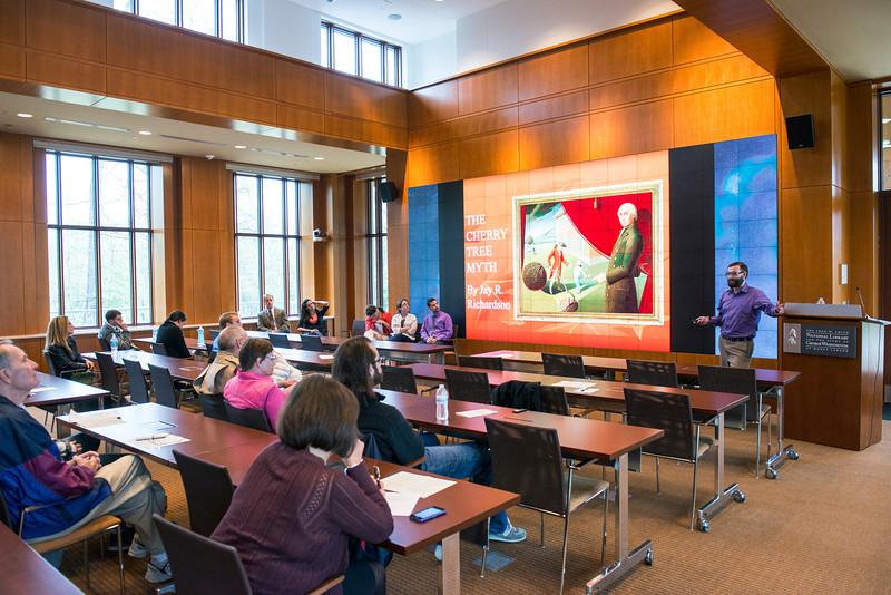 CHSS World of the Founders Senior Seminar