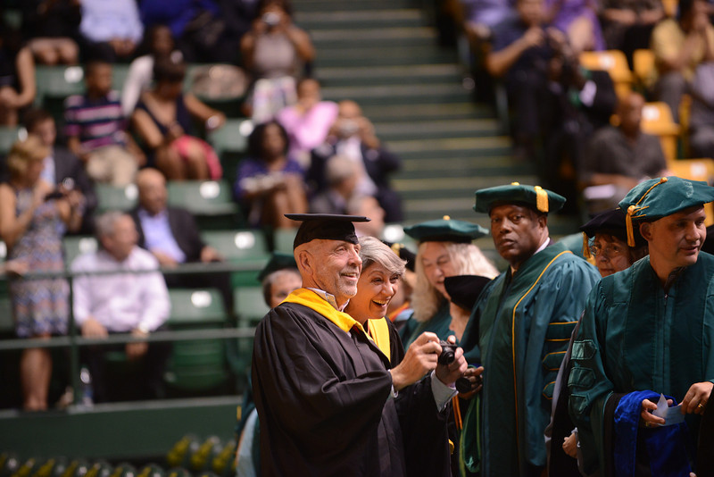 College of Humanities and Social Sciences Graduate Convocation 2012. Photo by Evan Cantwell/Creative Services/George Mason University
