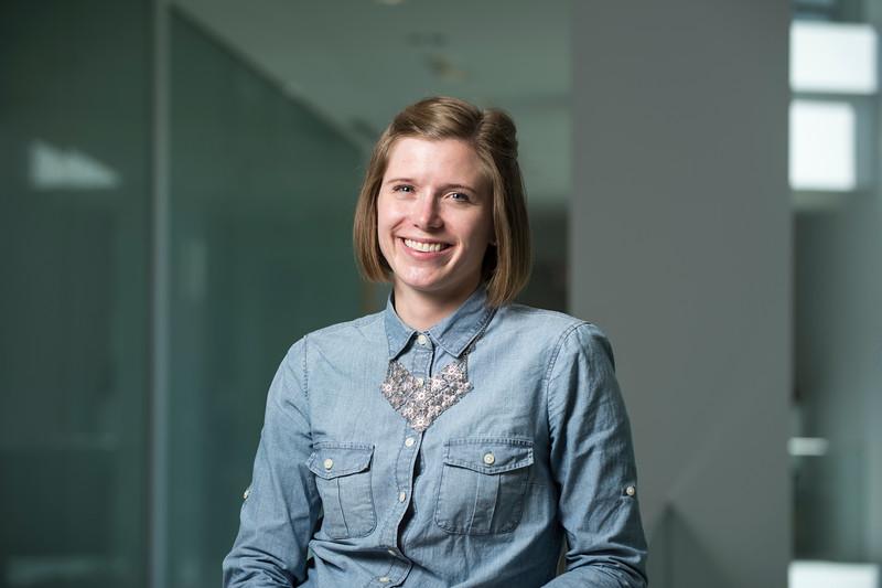Jennifer Keohane, Faculty, Communication.    Photo by:  Ron Aira/Creative Services/George Mason University