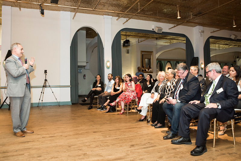Celebration of the Contributions of Immigrant Artists as Entrepreneurs.