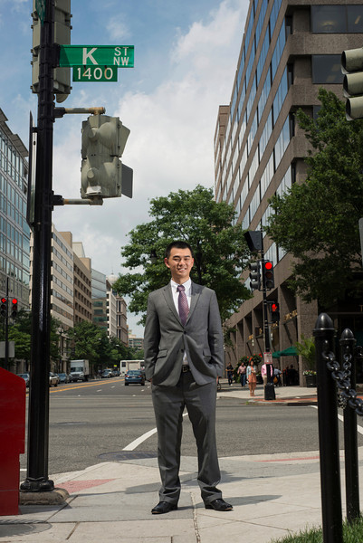 Global Affairs major Zi Yang