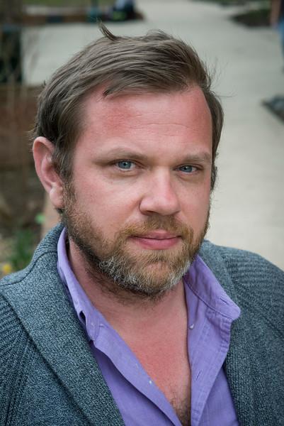 Daniel Temple, Assistant Professor, Sociology & Anthropology