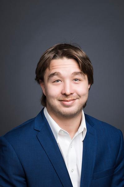 Mikhail Freer, Department of Economics. Photo by:  Ron Aira/Creative Services/George Mason University