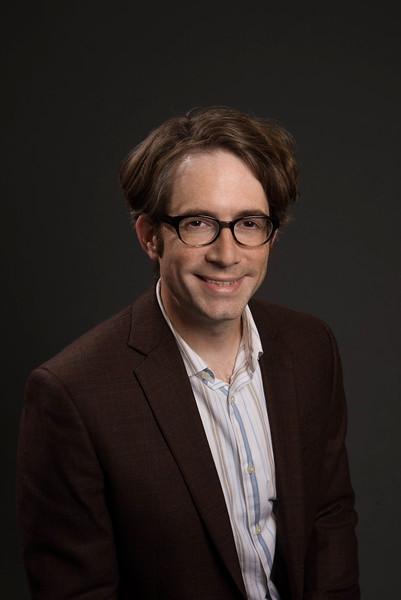 Jason Dunick, Undergraduate Director, Economics, CHSS. Photo by Creative Services/George Mason University