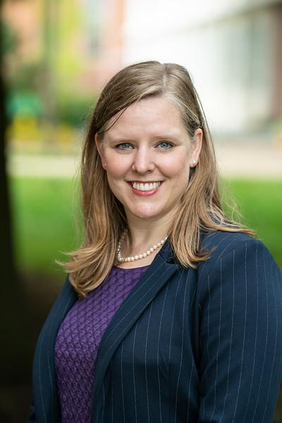 Melissa Broeckelman-Post.  Photo by:  Ron Aira/Creative Services/George Mason University