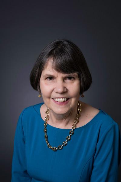 Jane T. Censer, Professor, History & Art History. Photo by Creative Services/George Mason University