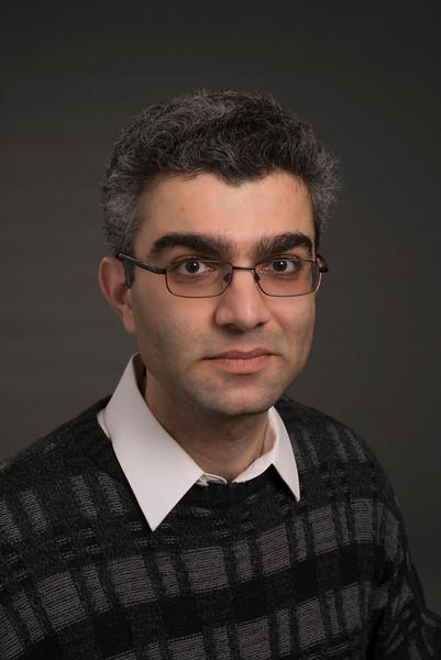 Reeshad Dalal, Professor, Psychology, CHSS. Photo by Creative Services/George Mason University
