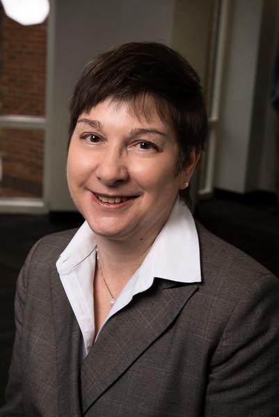 Deborah Boehm-Davis, Dean, College of Humanities and Social Sciences. Photo by Evan Cantwell/Creative Services/George Mason University