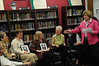 Women and Gender Studies Book Signing.  Photo by Creative Services/George Mason University
