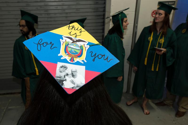 2018 School of Integrative Studies Degree Celebration