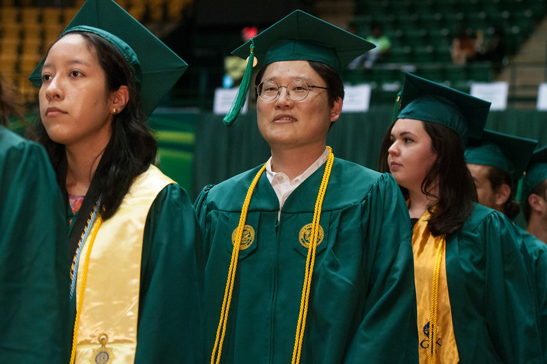 College of Science Degree Celebration.  Photo by Bethany Camp/Creative Services/George Mason University