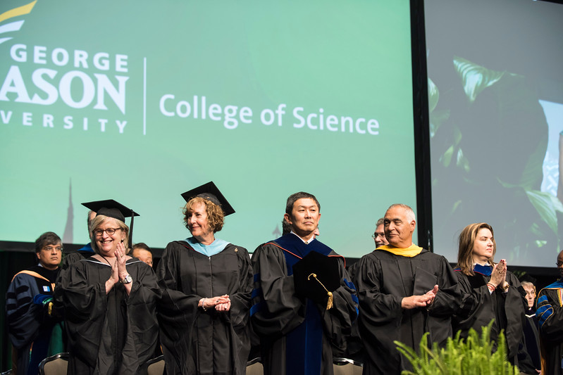 College of Science Degree Celebration 2017