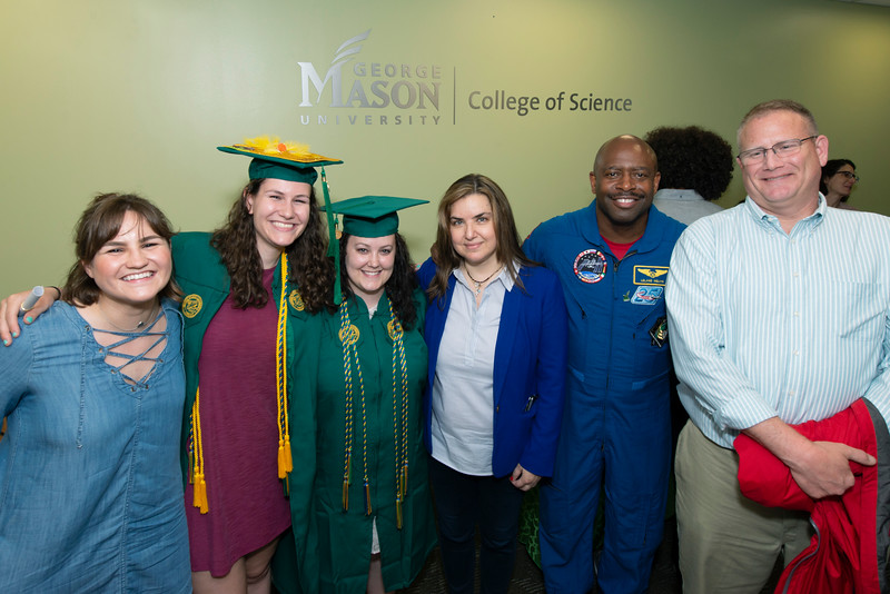College of Science Degree Celebration