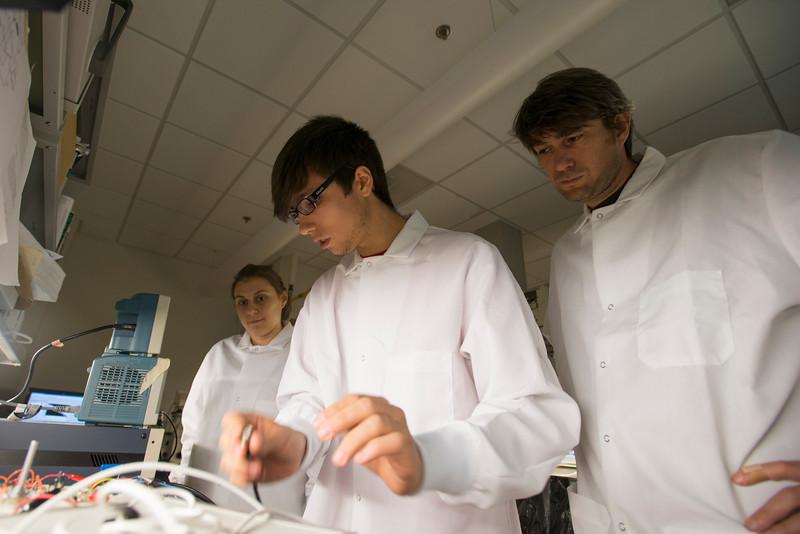 Aspiring Scientists Summer Internship Program