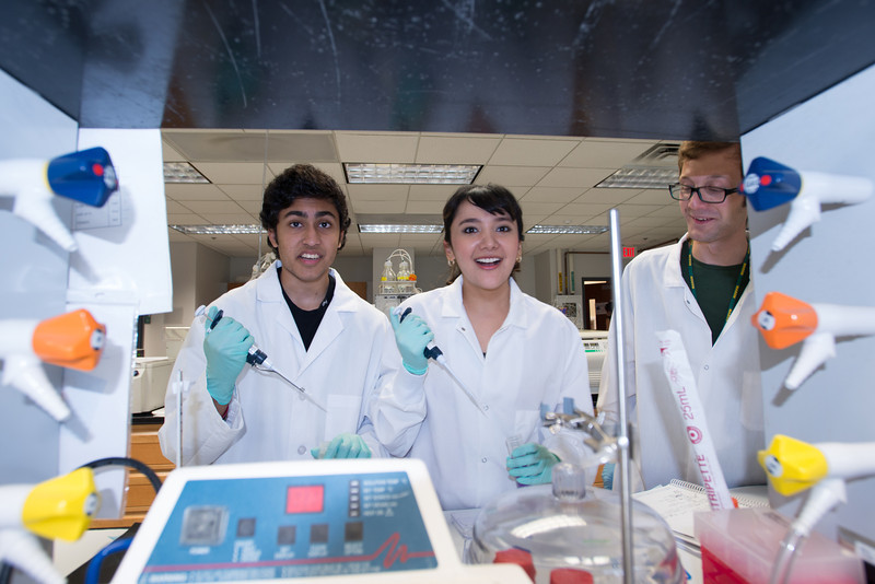 Aspiring Scientist Summer Internship Program