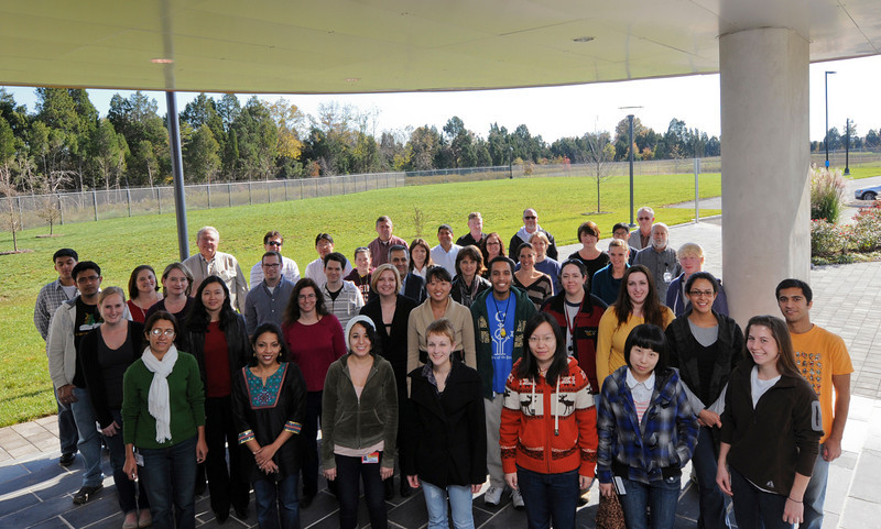 Biomedical Research Lab group photo
