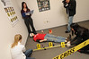 College of Science, Forensic Science Program. Photo by Evan Cantwell/Creative Services/George Mason University