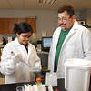 ASSIP Proteomics camp.  Photo by Creative Services/George Mason University