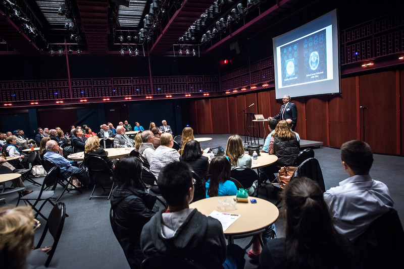 Galileo's Science Cafe Lecture series