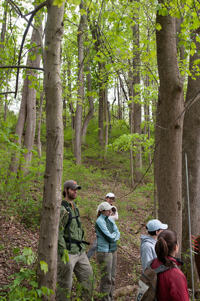 Smithsonian-Mason School of Conservation Species Monitoring and Conservation