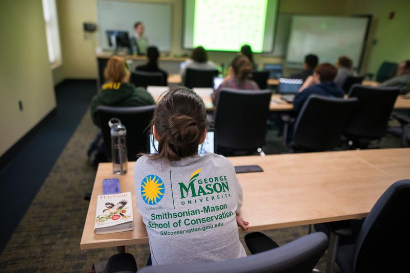 Smithsonian Mason Semester