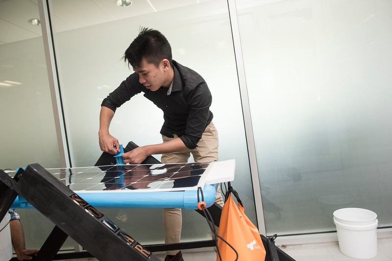 Solar Panel Workshop