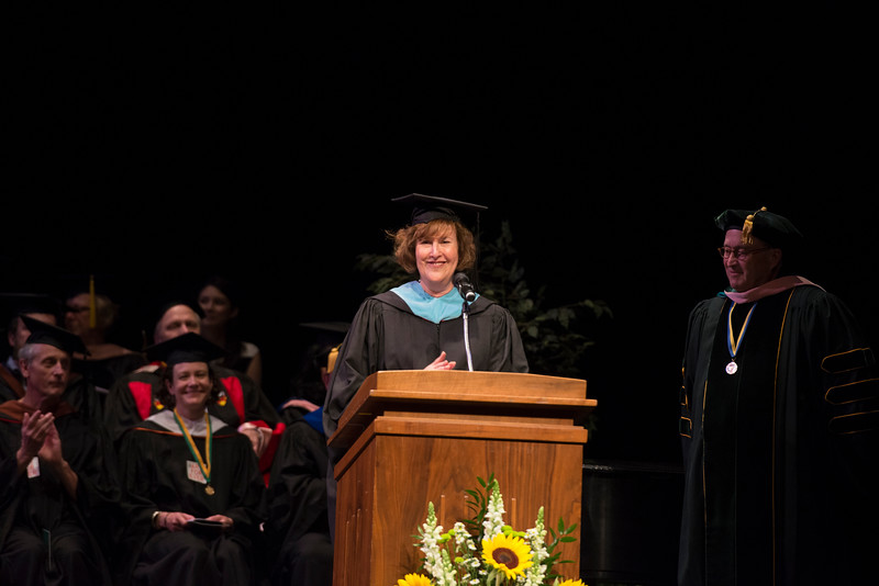 College of Visual and Performing Arts 2015 Convocation